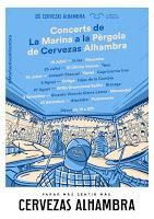 Ciclo de conciertos Concerts de la Marina a la Pèrgola 2020