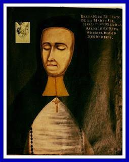 Madre María Manuela de la Ascensión Ripa (1754-1824),OP oráculo místico dela resistencia realista en Arequipa