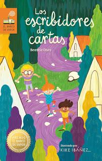 LOS ESCRIBIDORES DE CARTAS - Beatriz Oses