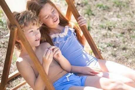 10 marcas imprescindibles para encontrar el bañador perfecto para tus hijos.