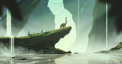 Unas cuantas ilustraciones dinosaurianas... (XLVI)