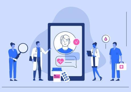 Mensajería móvil con pacientes