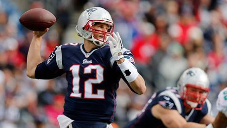 Los 10 mejores jugadores en la historia de los Patriots