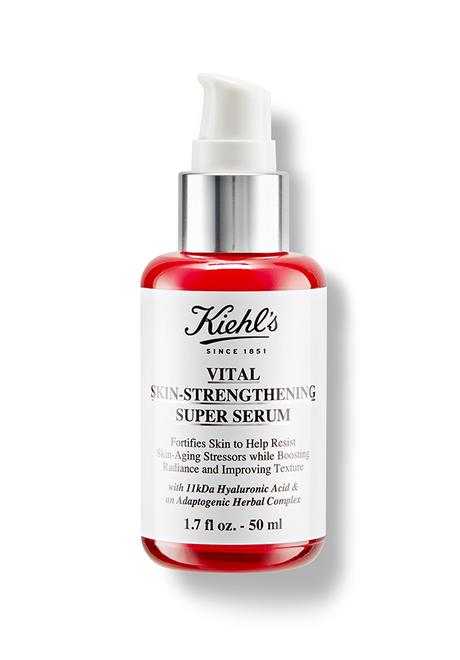 Cómo aplico el nuevo Vital Skin-Strengthening Super Serum de Kiehl´s