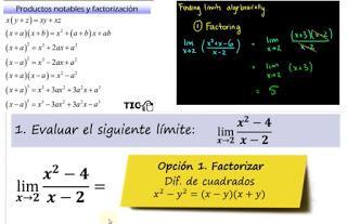 Finding Limits Algebraically