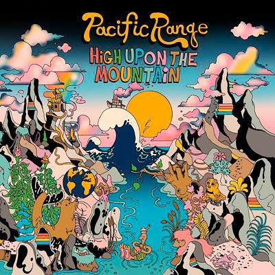 Pacific Range - Studio Walk (2020)
