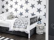 Cómo decorar estrellas dormitorio infantil