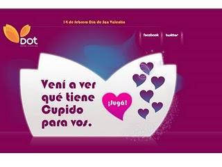 FYI:  Concurso por el día de San Valentin.