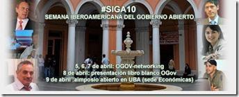Se viene el Primer Simposio Iberoamericano de Open Government   evento