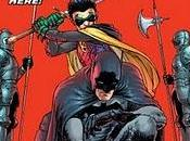Avances Batman Robin