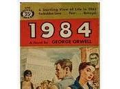1984. George Orwell. Terrible exaltación amor.