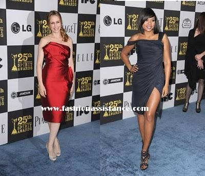 Independent Spirit Awards 2010. Red Carpet. Alfombra Roja