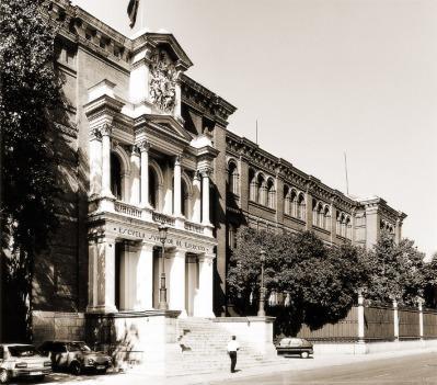 Paseo de la Castellana y alrededores: Después del Hipódromo