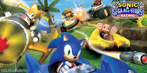 Escudriñando Sonic & Sega All Star Racing