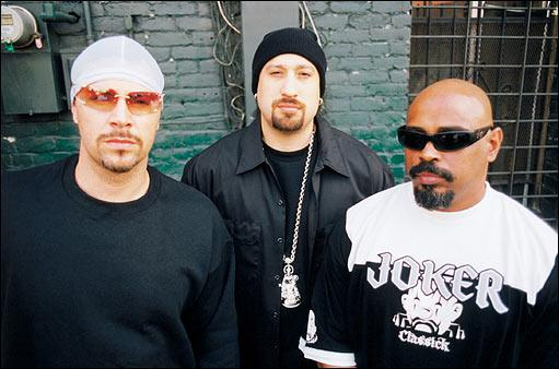 Cypress Hill en el Rock In Rio Madrid 2010