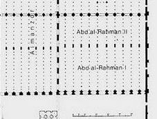 EXAMEN RESUELTO PLANTA ARCOS mezquita CORDOBA