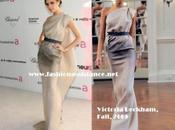 Victoria Beckham, vestidos colección Otoño-Invierno 2010-2011
