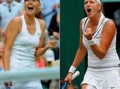 Wimbledon: Sharapova Kvitova, gloria Londres