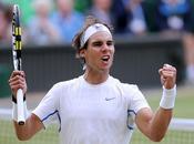 Wimbledon: Nadal despidió Murray metió final