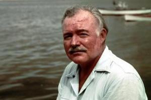 Ernest Hemingway: La vida era una fiesta