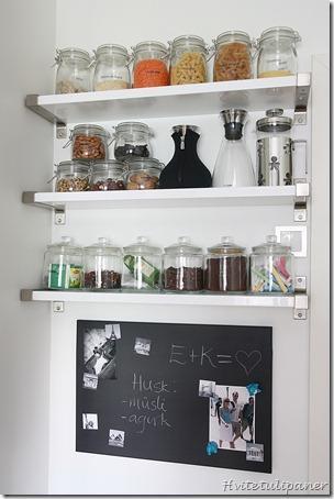 Ikea hack pintar la pizarra magn tica de ikea paperblog for Pizarra de pared ikea