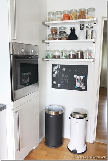 Ikea hack pintar la pizarra magn tica de ikea paperblog - Pizarra de pared ikea ...