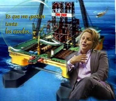 Rosa C. Báez El petróleo, Cuba y las pesadillas de Ileana Ross