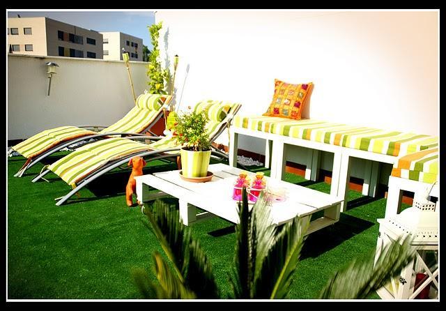 La terraza de haruki concurso terrazas patios y balcones 39 11 paperblog - Silla terraza ikea ...