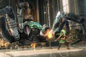 El apartado visual de Zelda HD podría no ser el mismo...