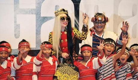Jorge wrote a new blog post: LGTB dan la bienvenida a Lady Gaga en Taiwan