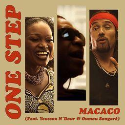 Macaco publica el video de One Step