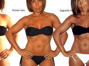 Entrenamiento dieta Raquel para Desafío