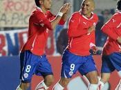 Triunfo fútbol Chile Borghi