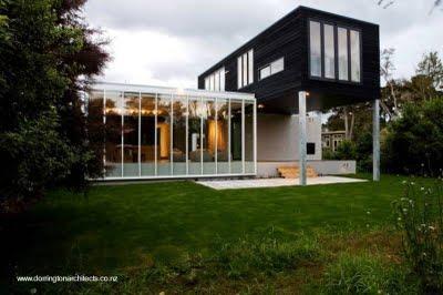 Casas modernas modelos y fachadas paperblog for Estilo literario contemporaneo