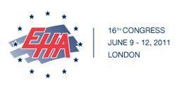 Congreso Anual de la Sociedad Europea de Hematologia (EHA) Londres, del 9 al 12 de Junio de 2011