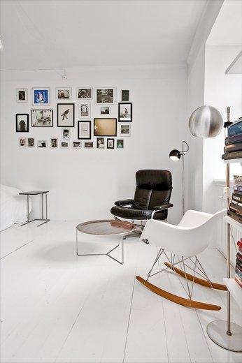 Mecedora Eames Rocking Chair: ¡Amor a primera vista!