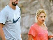 Shakira Piqué Caribe vacaciones