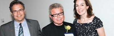 Daniel Libeskind recibe el mayor honor de AIANY