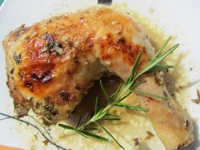 Pollo a las finas hierbas paperblog - Pollo asado a las finas hierbas ...