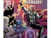 Primer vistazo Captain America Thor: Avengers