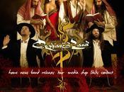 Metal progresivo sonidos árabes