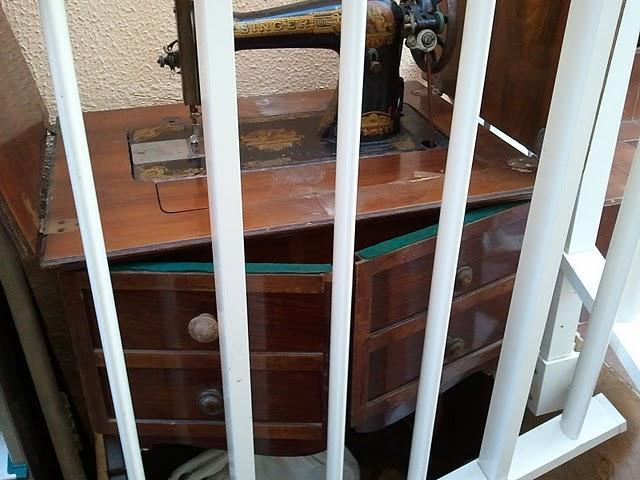 T preguntas c mo restaurar una m quina de coser singer - Restaurar puertas antiguas ...