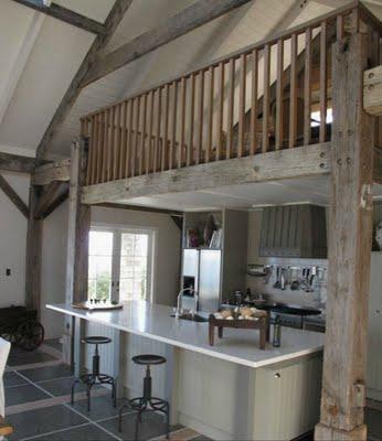 Interiores rusticos en granero paperblog for Interiores rusticos