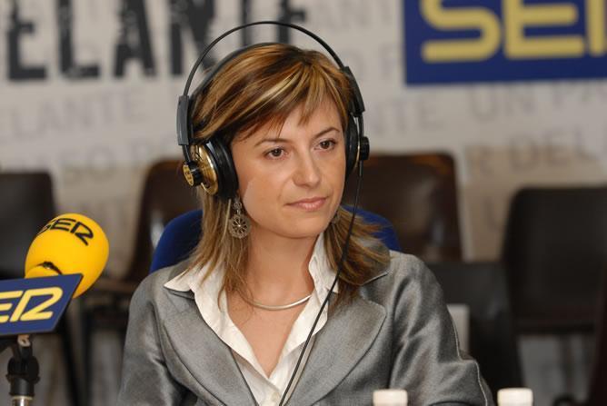 Bibiana Aído, nombrada asesora de la Agencia de la ONU para la Mujer