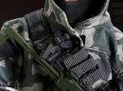 Stevenson como villano 'G.I.Joe: Cobra Strikes'