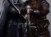 Nueva foto otros enanos Hobbit'; Gloin