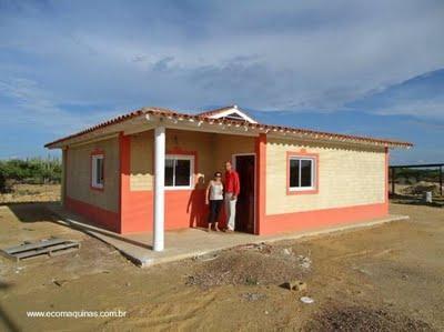 Casas modernas econ micas y r pidas paperblog for Casas sencillas y economicas