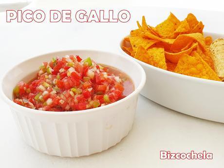 PICO DE GALLO