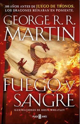 Sangre y Fuego (George R. R. Martin)