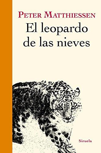 El leopardo de las nieves de Peter Mathiessen